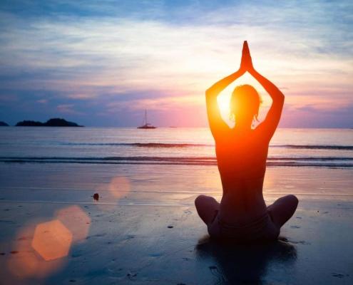 yoga in estate, yoga su misura, yoga